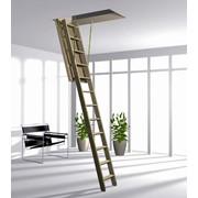 Лестницы чердачные Fakro фото