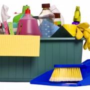 Химия для уборки домов, офисов, гистиниц фото