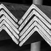 Уголок стальной 25x4 мм ГОСТ 8509-93 фото