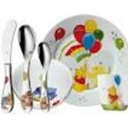 Посуда для детей фото