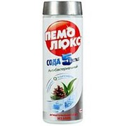 """ЧС для мытья посуды """"Пемолюкс антибактериальный"""" 400гр. порошок /36/ фото"""