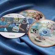 Печать СD/DVD дисков фото