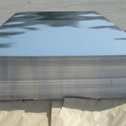 Лист нержавеющий AISI. Размер: 1000х2000х0,6 мм. фото