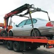 Складские услуги по хранению транспортных средств. фото