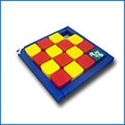 Мягкий игровой модуль - Игра Пятнашки фото