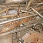 Демонтаж, резка металла на лом. фото