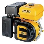Бензиновый четырехтактный двигатель Rato R390S фото