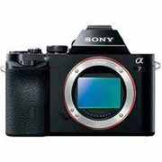 Фотоаппарат Sony A7 body фото