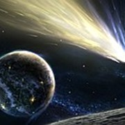 Комета фото