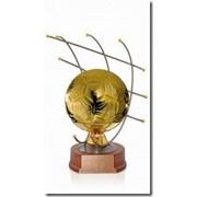 Кубок 6450 футбольный мяч с сеткой, d.35 cm, h.40 cm фото