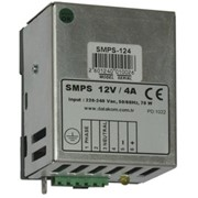 DATAKOM SMPS-124 Зарядное устройство аккумулятора на DIN-рейке (12V / 4A) фото