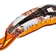 """Заколка 901431 BBox пластик для волос с замком """"банан"""" см_10*2,5 в пластиковом пакете уп.12 шт. ( цена за 1 шт.) фото"""