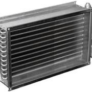 Воздухонагреватели канальные_водяные нагреватели для прям. каналов фото