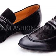 Туфли мужские VITTO ROSSI коричневого цвета 026 фото