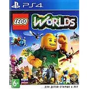 Игра для ps4 lego worlds фото