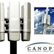 Система высокоскоростной передачи информации (до 300 Mbps) MOTOROLA CANOPY фото