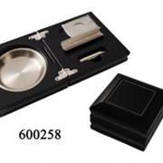 Пепельница сигарная Carbone Box фото