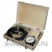 Прибор для проверки пневматического тормозного привода М-100-02 фото