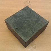 Брусчатка базальтовая полнопиленная термо фото