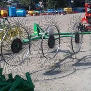 грабли-ворошилки 3,3м (5ти колесные) Турция фото
