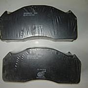 Колодки тормозные дисковые Volvo FM/FH фото