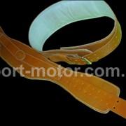 Ремень для атлетов MATSA МА-4050 кожа 15см фото