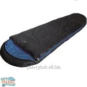 Спальный мешок High Peak TR 300 / +0°C (Right) Black/blue фото