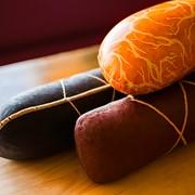 Текстильная колбасная оболочка фото