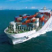 Морские контейнерные перевозки в Черноморском бассейне из Франции фото