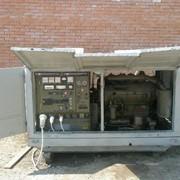 Военная, дизельная електростанция фото