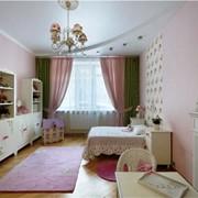 Текстильный дизайн и оформление детских комнат. фото
