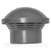 Зонт вентиляционный 50мм РосТурПласт фото