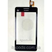 Оригинальный тачскрин / сенсор (сенсорное стекло) для Huawei Ascend Y500 (черный цвет) фото