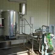 Линия для производства травяных экстрактов фото