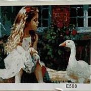 Картина по номерам 40х50 арт Е 508 фото