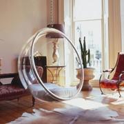Кресло Дизайнерское подвесное фото