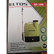 Опрыскиватель Аккумуляторный Eltos АО-16М (Германия) фото