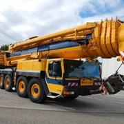 Аренда автокрана 300 тонн Liebherr LTM1300 фото