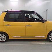 Хэтчбек HONDA N ONE кузов JG1 модификация Premium L Package гв 2013 пробег 31 т.км желтый черный фото