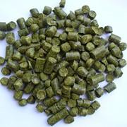 Травяная мука в гранулах фото