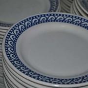 Тарелки керамические на любой вкус. фото