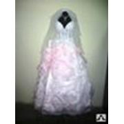 Свадебное платье б/у фото