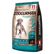Полнорационный сухой корм для щенков средних и крупных пород Zoogurman Puppy&Junior, Телятина/Veal, 3кг (Зоогурман) фото