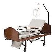 Noname Кровать медицинская с санитарным оснащением механическая DHC FF-3 арт.RX18250 фото