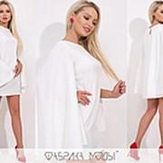 Платье женское Кейп FL/-1381 - Белый фото