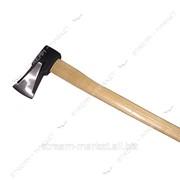 Топор - колун БРИГАДИР 2150г.деревянная ручка №882246 фото