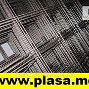 Сетка сварная строительная вр-1(армирующая),сетка металлическая в Молдове,заборы в Молдове.Plasa metalica in Moldova фото