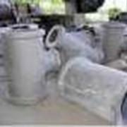 Отливки и литье из чугуна, латуни по газифицированым моделям фото