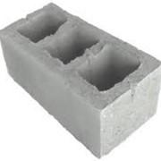 Блоки строительные, Шлакоблоки вибропрессованные 390х190х190, Доставка по договоренности или самовывоз фото