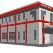 Здания административные фото